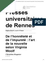 Virginia Woolf. Le pur et l'impur - De l'honnêteté et de l'impureté_ l'art de la nouvelle selon Virginia Woolf - Presses universitaires de Rennes.pdf