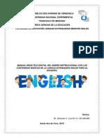 Manual Didáctico Digital Del Diseño Instruccional