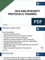 Eb 5 Protocols Training