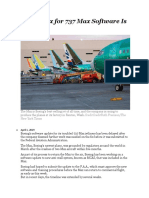 Boeing Fix for 737 Max Software Is Delayed.docx