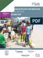 Safe Water Network_Delhi City Report.PDF