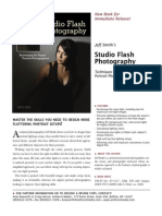 Amherst Media's Jeff Smith's Studio Flash Photography for Digital Portrait Photographers