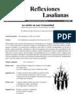 Reflexion Lasaliana