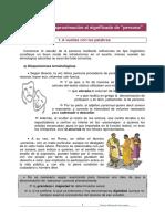 Tema 01 Antropologia Cuestiones Introductorias