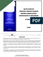 Boletín Estadístico de Hidrocarburos Septiembre 2010