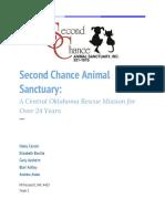 Second Chance Animal Sanctuary