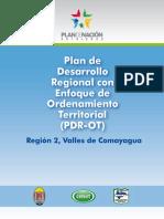Plan de Desarrollo Municipal Comayagua