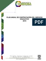 Plan Anual Contratacion 2019