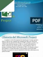 microsoft projet