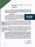 Resolusion LIquidacion Obra