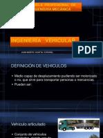 Ingeniería Vehicular II