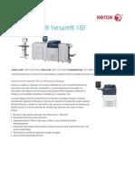 VERSANT Configuración Advanced