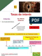 Semana 3 2019 Tasa de Interés, Depreciaciòn (1)