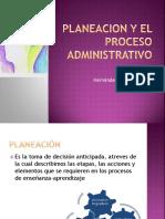 PLANEACION Y EL PROCESO ADMINISTRATIVO BRENDA.pptx