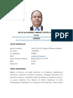 Hoja de Vida Silvio Jimenez 4-12