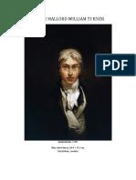Biografía William Turner