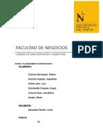 Planeamiento Estrategico - SFIDA