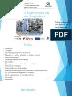 Limpeza e Higienização Em Materiais Hospitalares- Diana Machado Nº1 e Natália Nunes Nº9 11ºE1
