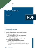 Lecture HVAC