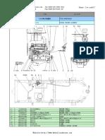 CLG835 Deutz Engine