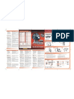 Audigy Platinum Quick Start Multilingual Front