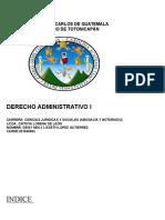 Analisis Derecho Administrativo