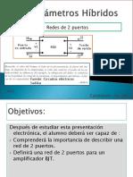 Parametros h