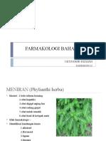FARMAKOLOGI BAHAN ALAM.pptx