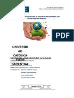 Informe Del Viaje de Estudio a Ayacucho