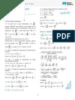 trigonometria ases