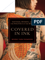 [Alternative Criminology] Beverly Yuen Thompson - Covered in Ink_ Tattoos, Women and the Politics of the Body (2015, NYU Press).pdf