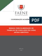 Manual Producao Cientifica 2018-1 Site Faene