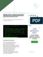 List a de Comando s Linux