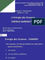 ENERGIA MAREMOTRIZ