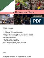 The Bolivarian Blues