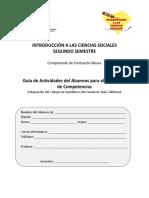 Material de Apoyo Int. Cs. Sociales 2do. Sem 2018 Ok