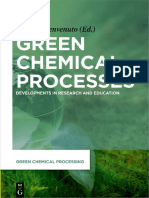 Green Chemical Processes Developments in Research and Education.pdf