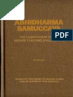 Abhidharmasamuccaya,Asanga,Rahula,1971,Boin-Webb,2001.pdf