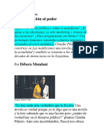 La Imaginación Al Poder-Claudia Piñeiro_Débora Mundani