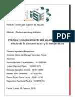 Desplazamiento del equilibrio quìmico.pdf