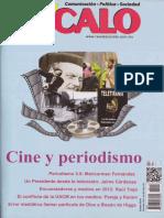 Periodismo en el Cine, Jenaro Villamil