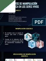 Efectos de Manipulación Genética en Los Seres Vivos1200