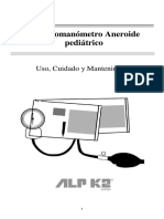 TENSIOMETRO ALPK2 PEDIATRICO