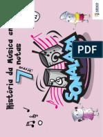 A Música Surgiu Com Os Sons - PDF