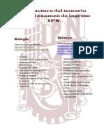 Estructura del temario para el examen de ingreso IPN.docx