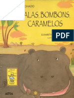 Balas Bombons e Caramelos