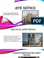 El Arte Gotico