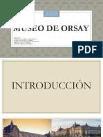 fisica en arquitectura museo orsay
