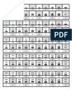 Los números mayas del 1 al 500