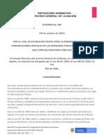 Acuerdo 060 de 2001.Archivo